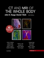 CT and MRI of the Whole Body, Haaga, 2017 (3-Volume)