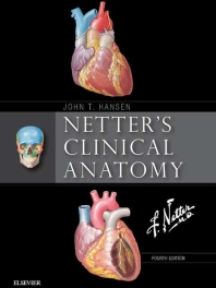Netter's Clinical Anatomy, 2019 (1-volume)