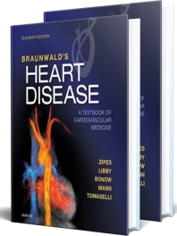 Braunwald's Heart Disease, 2019 (3-volume)