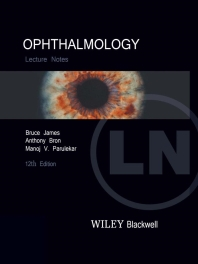 Ophthalmology Lecture Notes