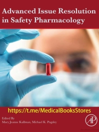 Advanced Issue Resolution in Safety Pharmacology, 2019
