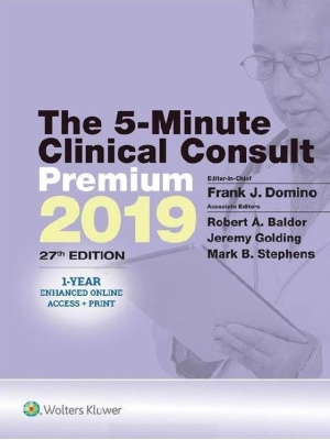 The 5-Minute Clinical Consult, 2019 (5-volume)