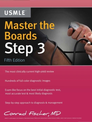 USMLE Master the Boards Step 3, 2018