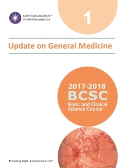 American Academy of Ophthalmology (BCSC 1), Update on General Medicine, 2017-2018