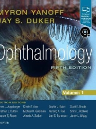 YANOFF Ophthalmology, 2019 (2-volume) + video file