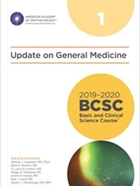 American Academy of Ophthalmology (BCSC 1), Update on General Medicine, 2019-2020