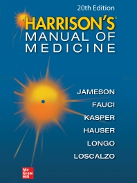Harrisons Manual of Medicine 20th Edition 2020