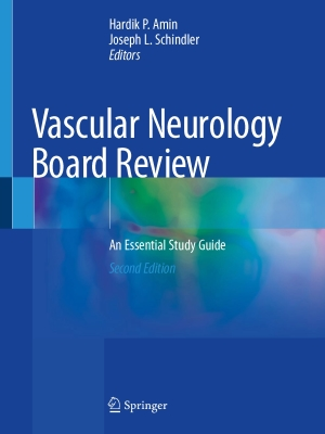Vascular Neurology Board Review 2020