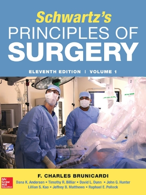 Schwartz's Principles of Surgery, 11e 2019
